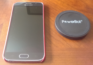 PowerBot Charging Pad